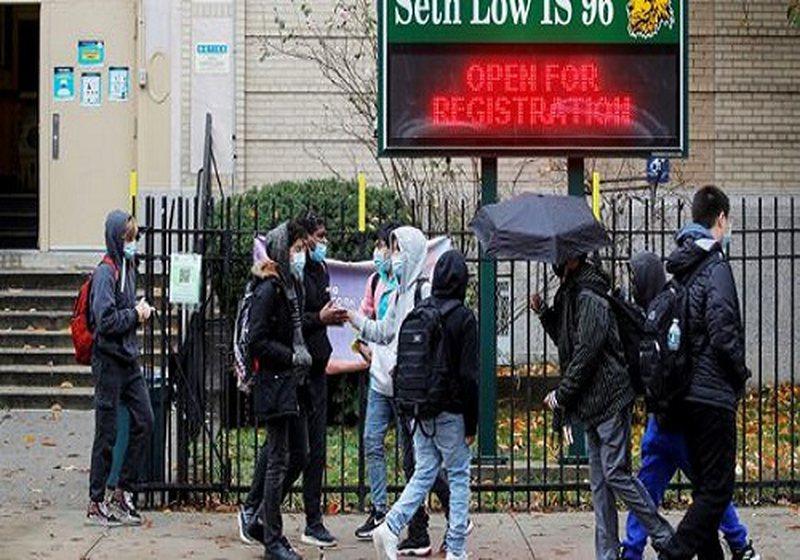 New York-u mbyll shkollat për shkak të shifrave të larta të