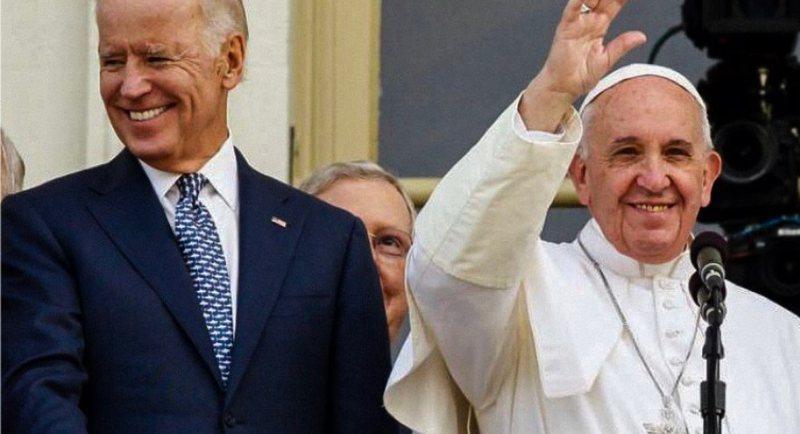 Biden besimtar i devotshëm, Papa e telefonon pas fitores