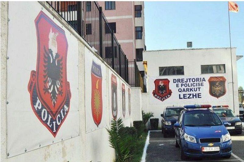 Lëndë plasëse objektit në ndërtim në Lezhë,