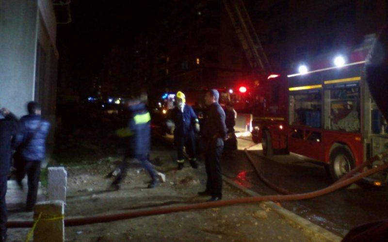 Gjendet i djegur në banesë 54-vjeçari në Sarandë,