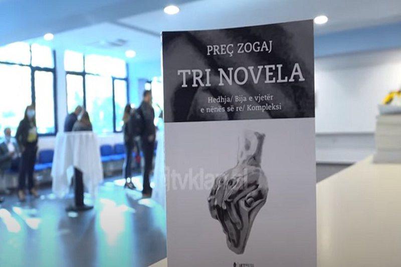 """Tre novelat"" e Preç Zogaj, e preferuara e tij historia"