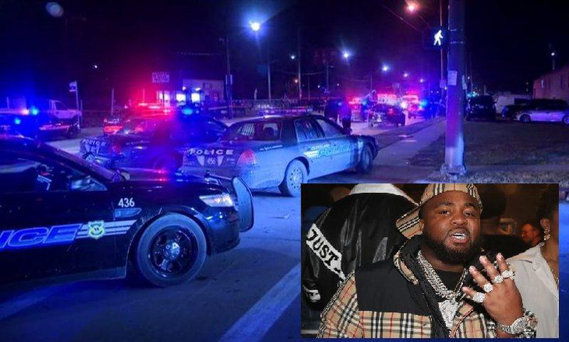 Atentat me armë në qytet, vritet reperi amerikan