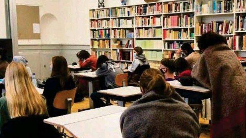 Frika nga infektimet/ Shkollat në Zvicër mësim me dritare hapur,