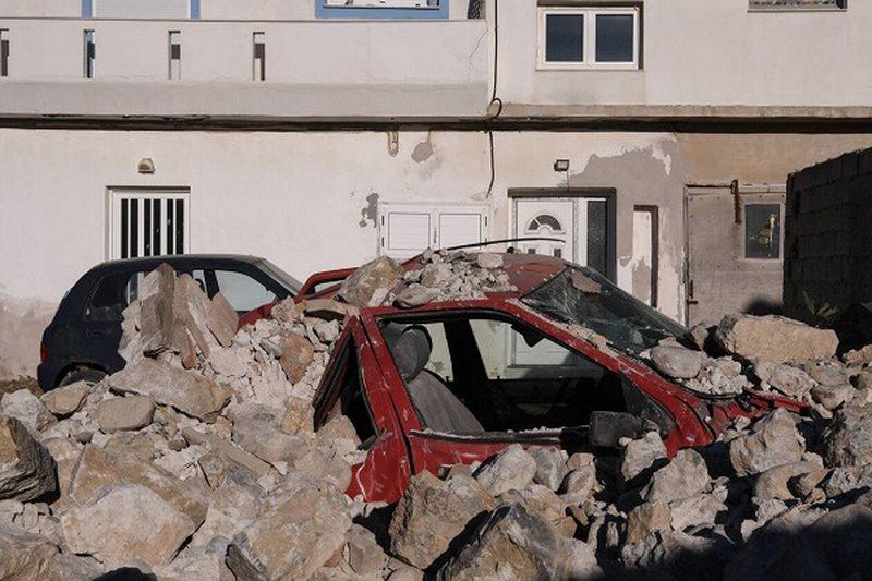 Vijon rreziku i tërmetit të fortë 6.7 ballë në Greqi,