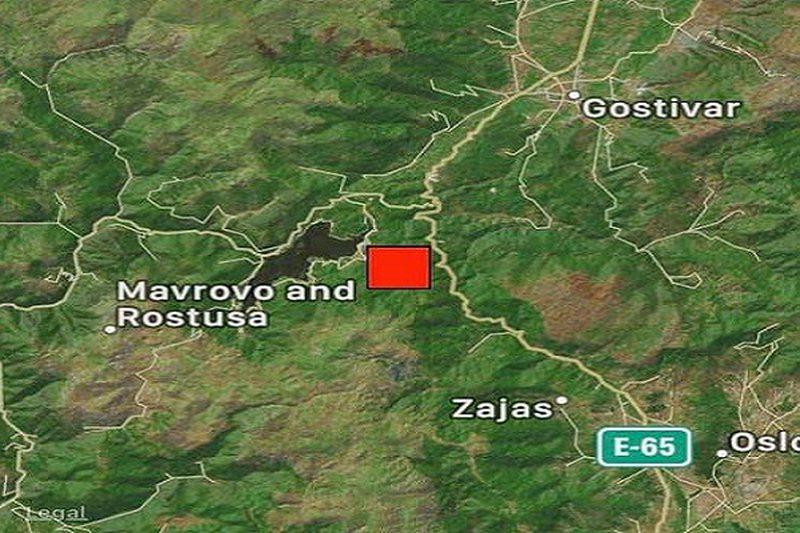 Përsëri tërmet i fortë në Maqedoni