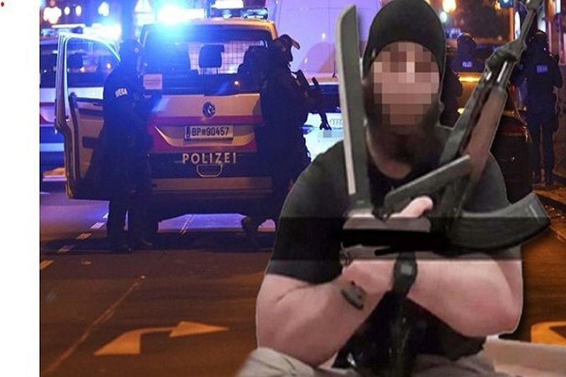 Zbulohet identiteti i terroristit shqiptar që sulmoi Vjenën