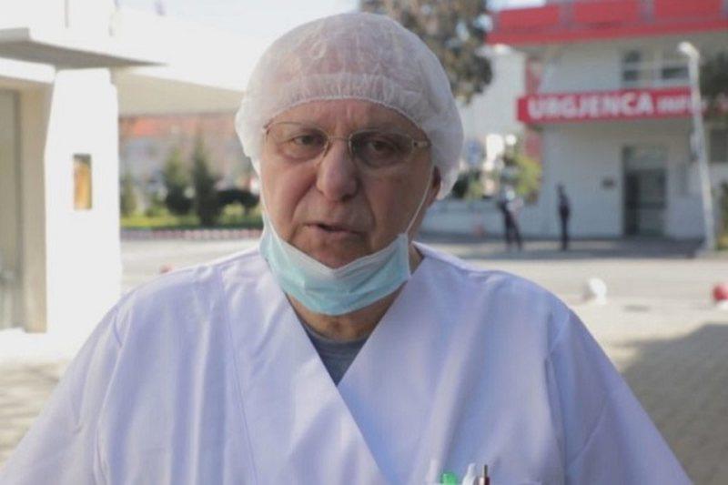 Thirrje qytetarëve, Tritan Kalo nxjerr fotot e mjekëve që u shuan