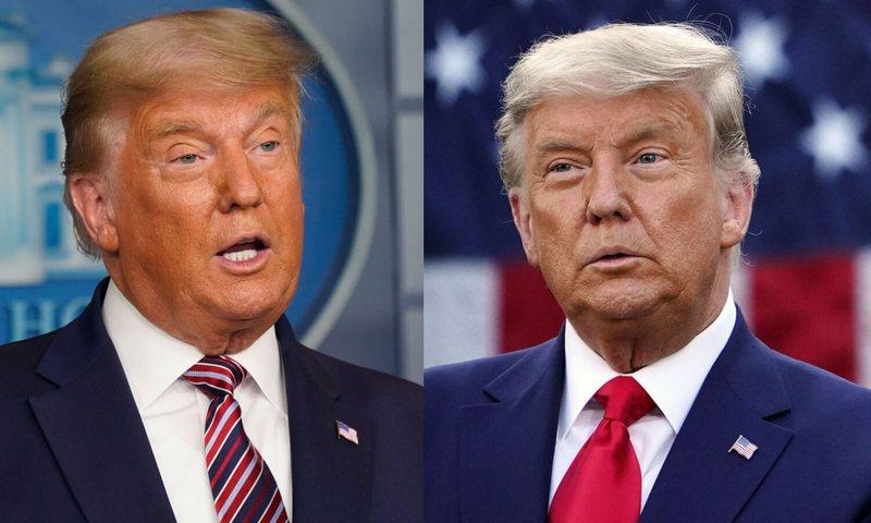 Pas humbjes së zgjedhjeve, Donald Trump ndryshon ngjyrën e