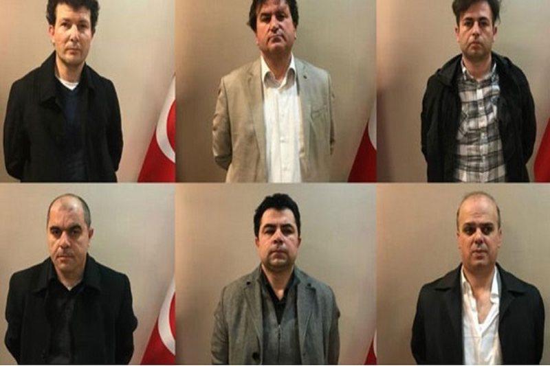 Të ekstraduarit si gylenistë, OKB: Turqia të lirojë të