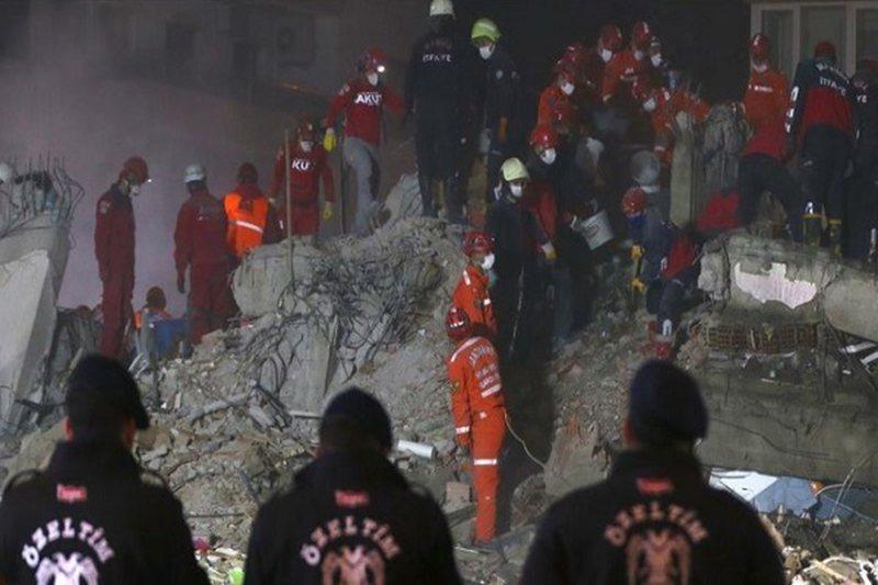 Arrin në 109 numri i jetëve të humbura nga tërmeti në