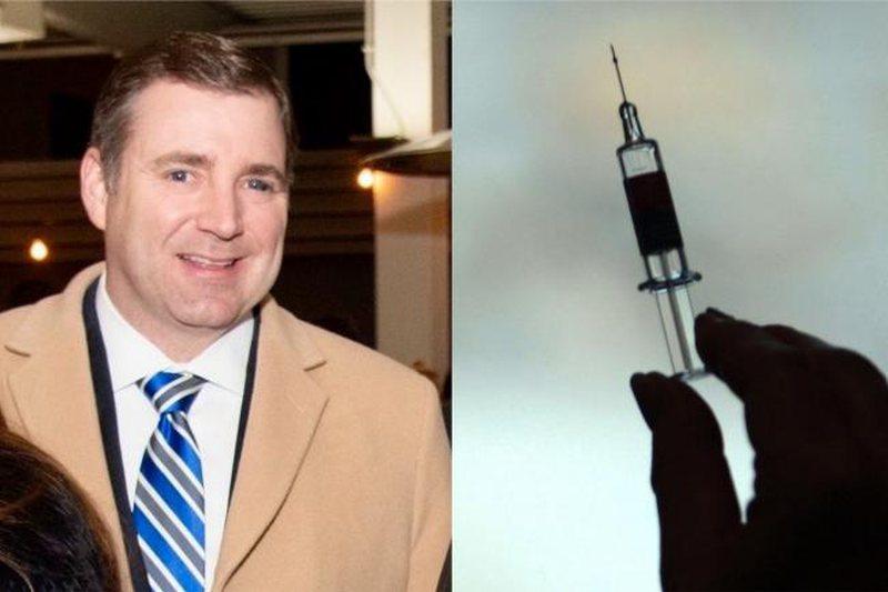 """""""Dhimbje koke e mpirje"""", vullnetarët e vaksinës anti-COVID"""