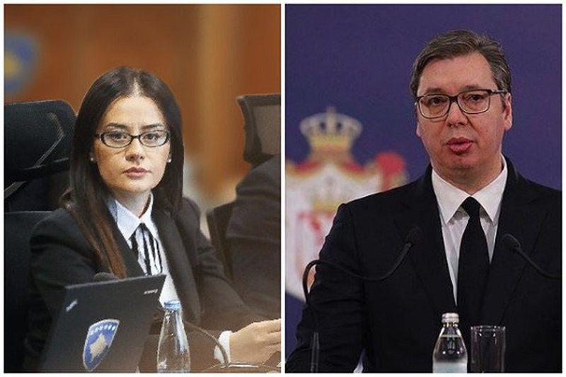 """""""Këlysh i Rusisë, do kapitullosh"""", reagon ministrja"""