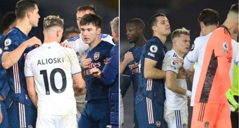 """""""Mos e prek shqiptarin tim"""", Xhaka futet në mes të sherrit"""