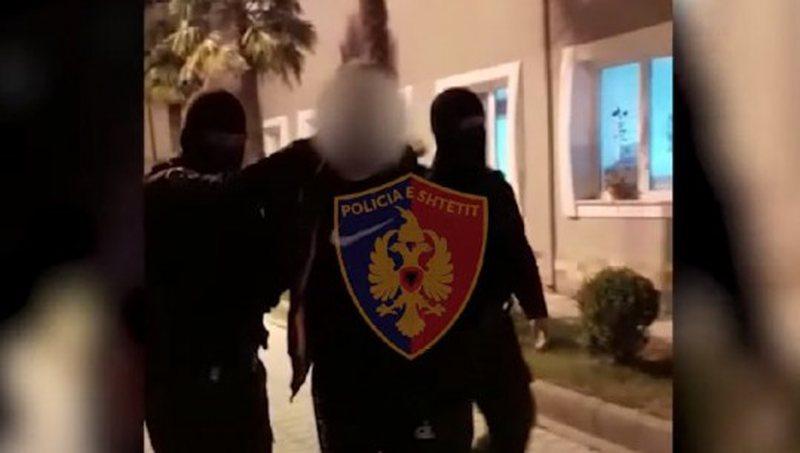 Aksion antidrogë në Vlorë, rreth 30 të arrestuar! Rrjeti