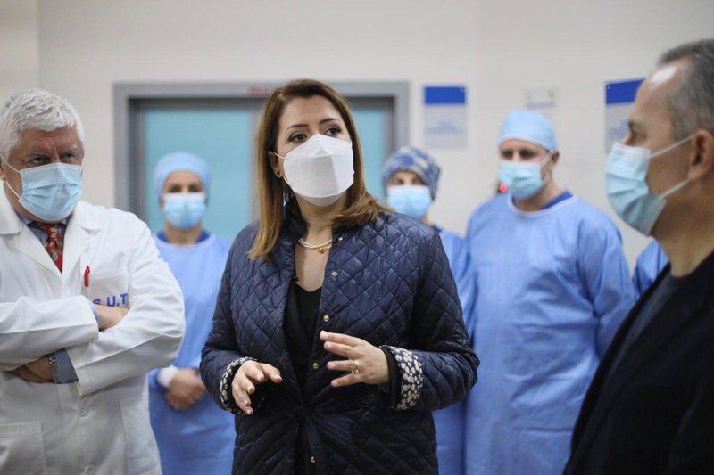 Manastirliu: Spitalet dhe Urgjenca Kombëtare në gadishmëri
