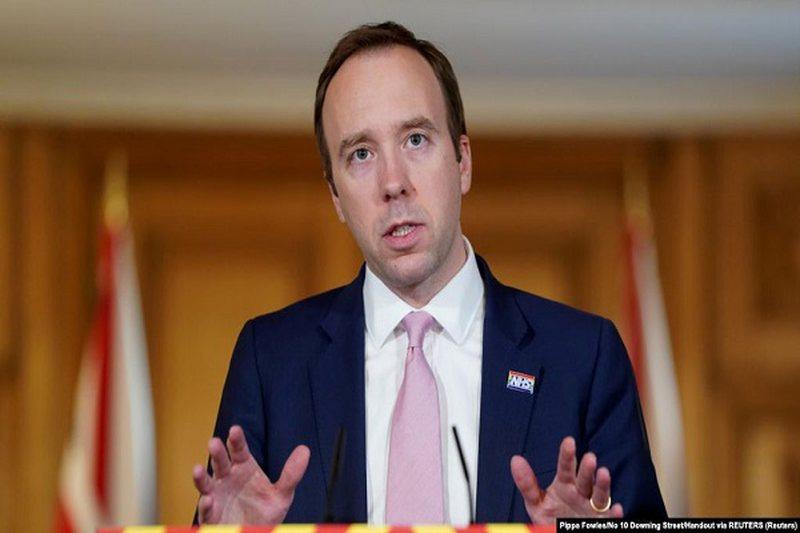Vetëizolohet ministri Britanik, zbulon njoftimin që i erdhi në