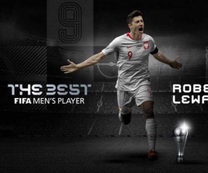 """FIFA shpall """"futbollistin më të mirë të vitit"""
