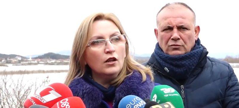 Voltana Ademi: Situata e përmbytjeve në Shkodër është