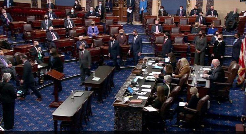 Republikanët nuk e ndalojnë dot, Senati Amerikan miraton hapjen e