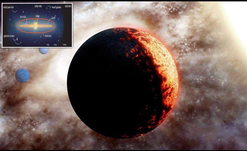 Shkencëtarët zbulojnë planetin e ngjashëm me Tokën