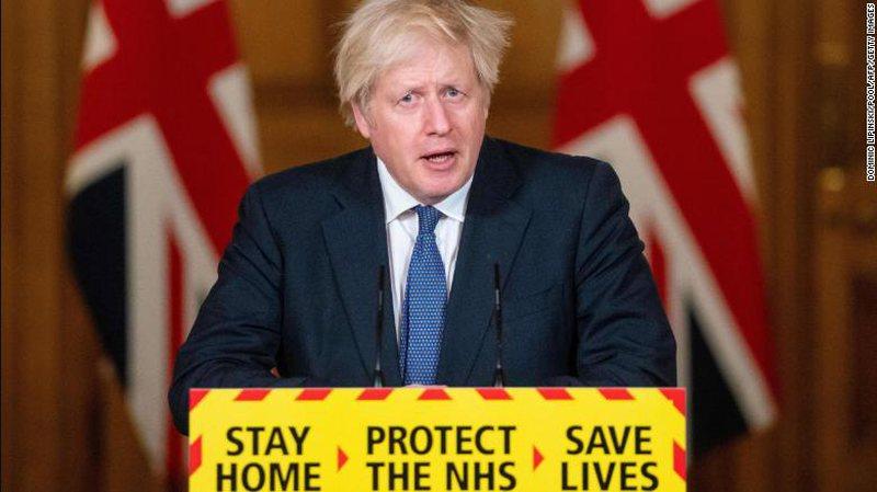 Paralajmërimi i Boris Johnson: Varianti britanik i Covid-19 mund të