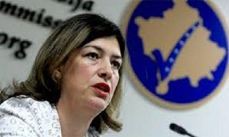 Kryetarja e KQZ-së në Kosovë për akuzat ndaj saj: Kandidimin