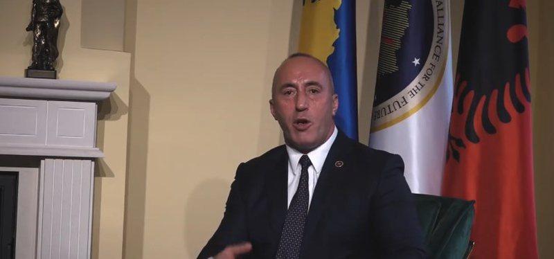 Kosova të bashkohet me Shqipërinë, Haradinaj: Do ta