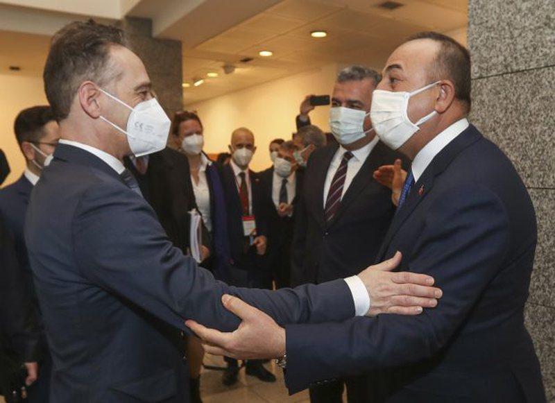 Konflikti me Greqinë/  Ministri i Jashtëm i Gjermanisë viziton
