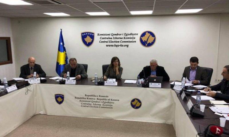 Zgjedhjet në Kosovë, 21 kandidatë rezultojnë të