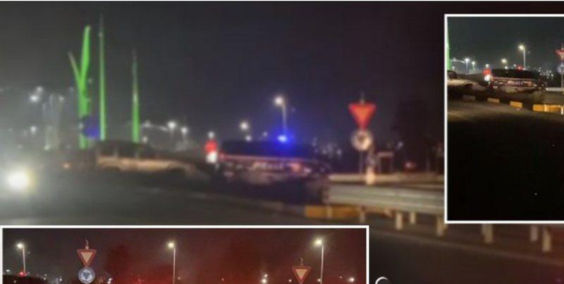 Blindohet Vlora, policia kontrollon hyrjet dhe daljet e automjeteve