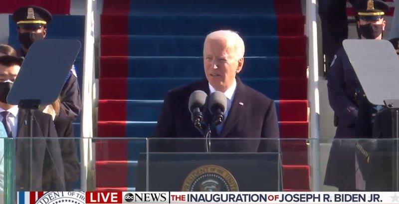 Biden në fjalimin e parë si president i SHBA-ve: Sot festojmë