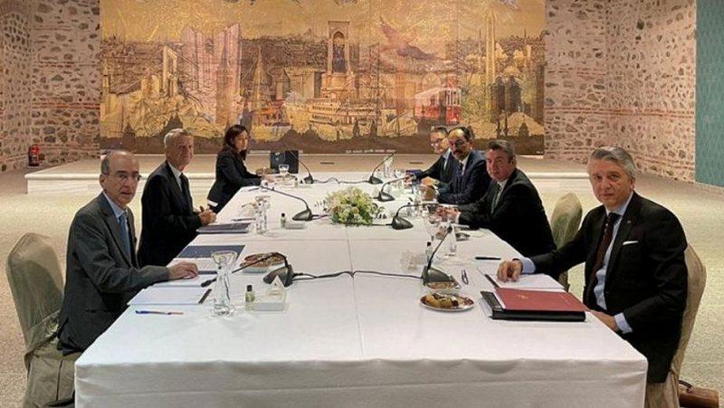 Çështja e detit/ Përfundon takimi Turqi-Greqi pas 3 orësh