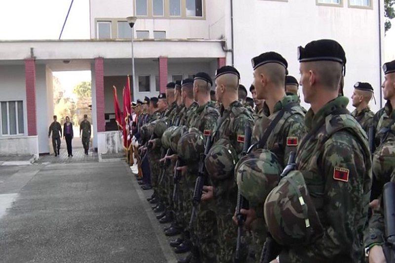 Komandoja shqiptar që humbi jetën, Xhevahir Iljazi shërbente
