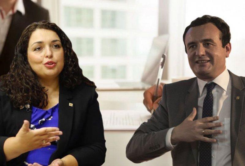 Lëvizja Vetëvendosje nxjerr listën e kandidatëve për