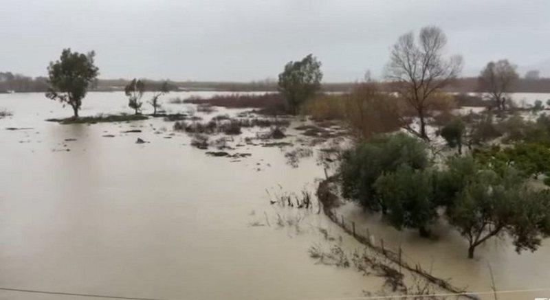 Përmbytjet në vend/ Mbyllen 4 shkolla në Elbasan! Evakuohen 11