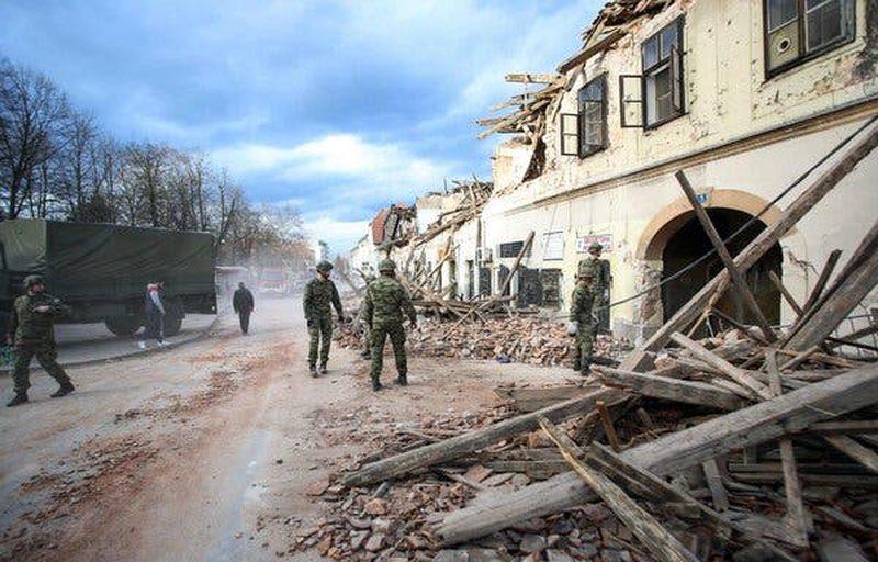 Tragjedia në Kroaci, epiqendra Petrinja u 'shkund' nga 374