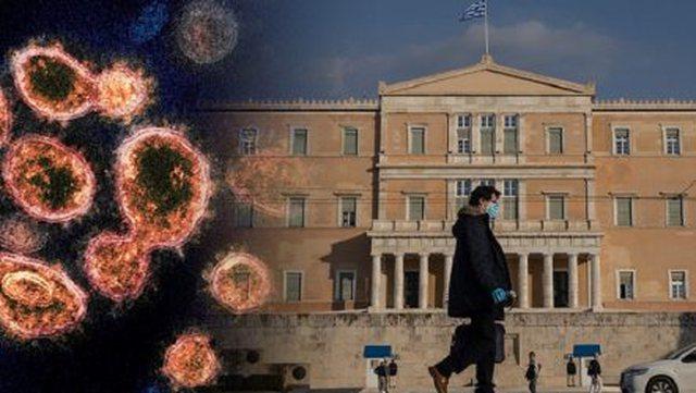Dyfishohet numri i të infektuarve në Greqi, 22 vdekje në 24