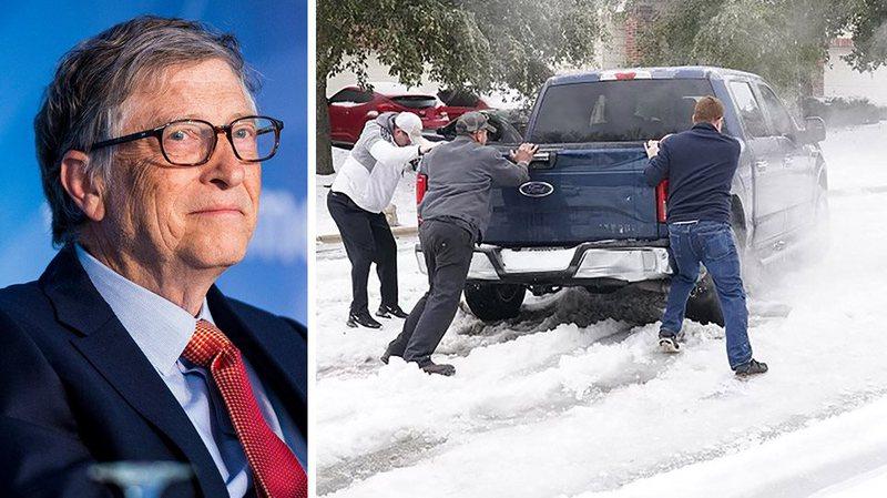 """""""Bora në Teksas e krijuar prej tij dhe e rreme""""/ Pas"""