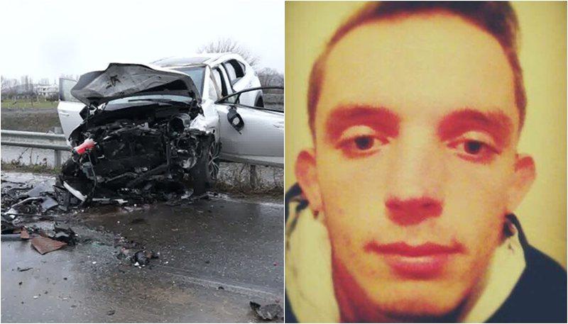Humbi jetën në aksident, kush është 22-vjeçari nga