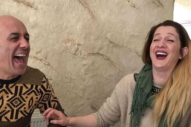 Aktorja lind përpara kohe, Salsano Rrapi bëhet baba për herë të dytë/Foto -  Showbiz