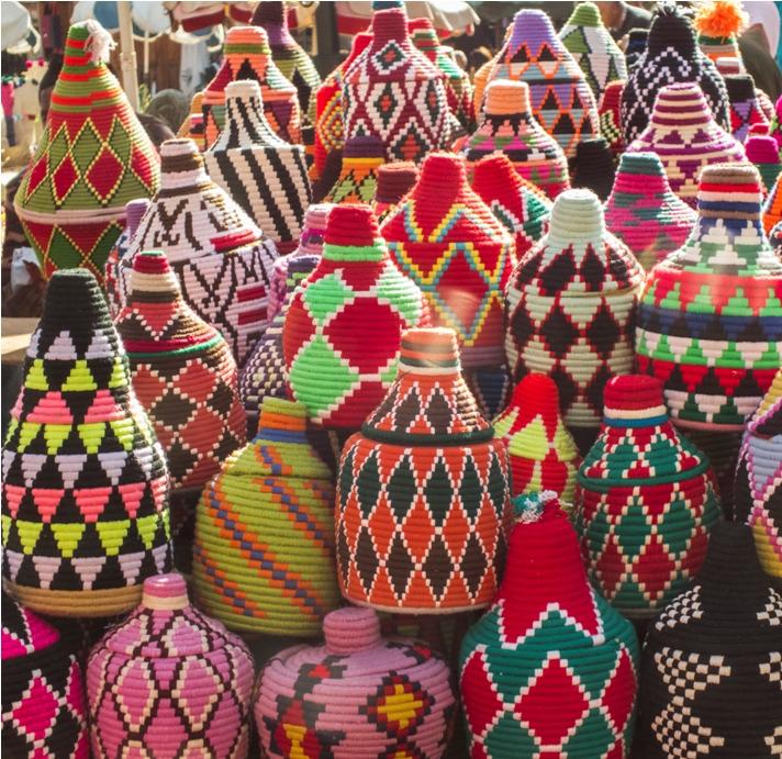 Jarones Marrakech