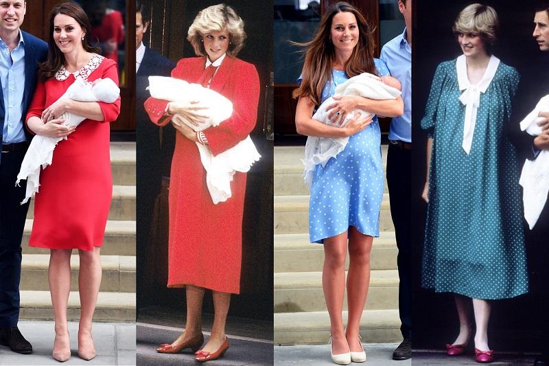 tout Royal Post Birth Dresses SS