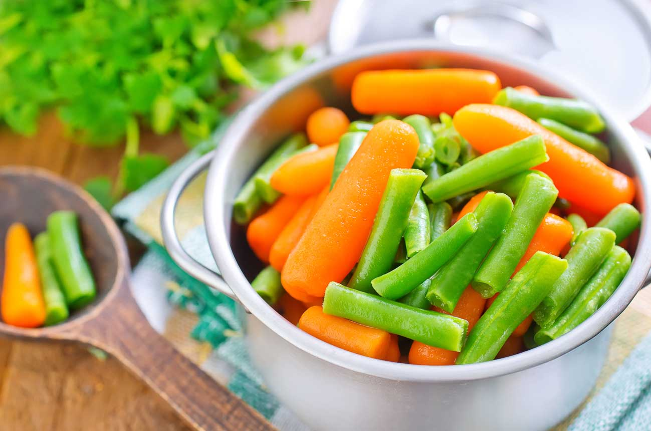 How to Cook Vegetables in a Pressure Cooker 1