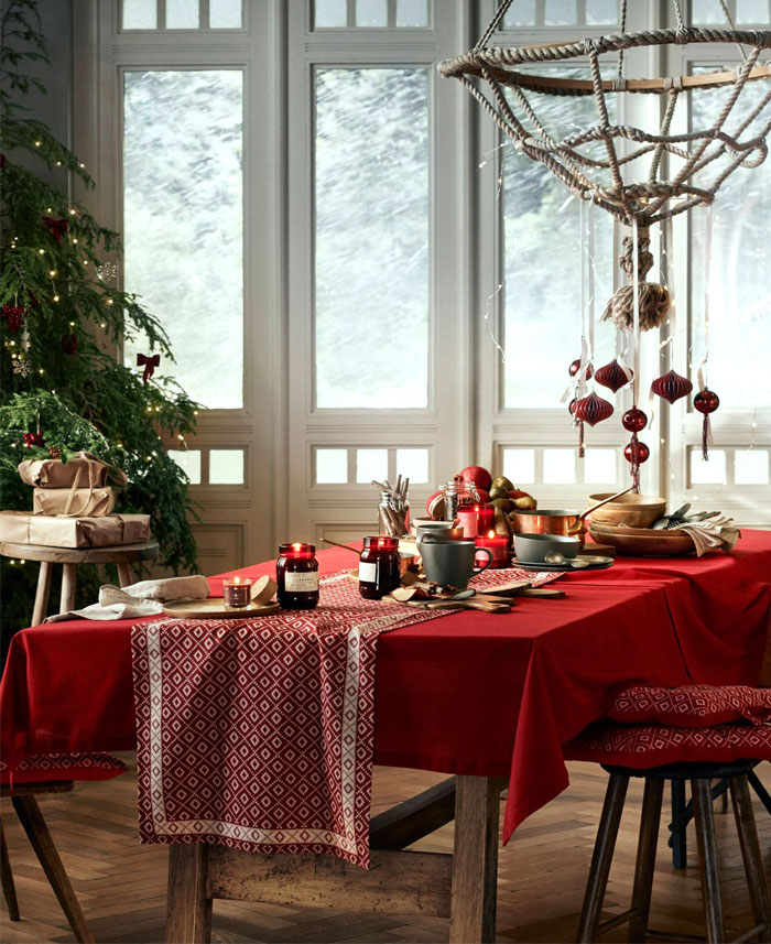 modern christmas decoration 2018 classic chic 30