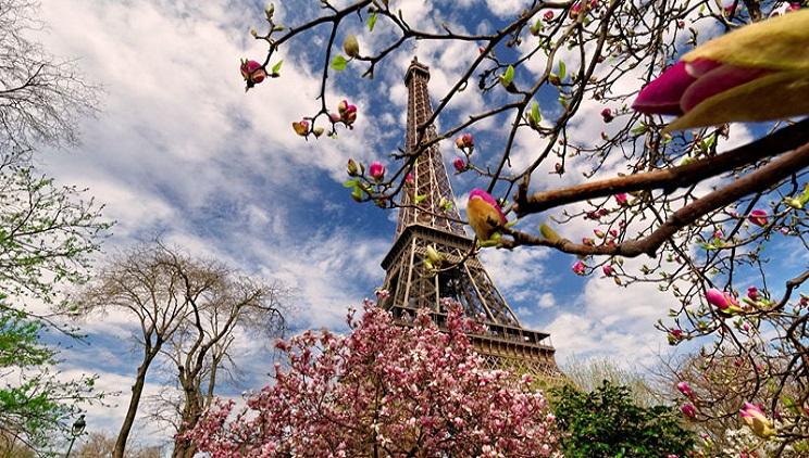 paris spring big