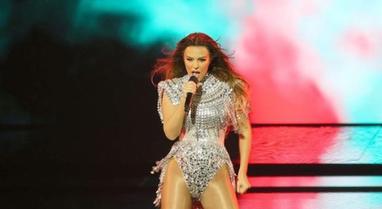Anxhela Peristeri reagon pas mesazheve për renditjen në Eurovision: