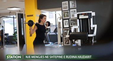 Rudina Hajdari hap dyert e shtëpisë: Si reagon vajza kur më sheh