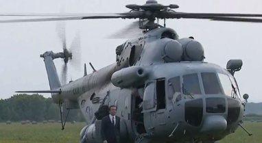 Aksidenti tragjik, Albin Kurti dhe ministrat mbërrijnë me helikopter