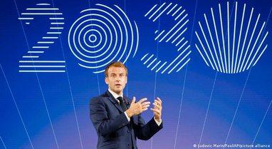 """""""Franca 2030""""/ Macron prezanton planin ambicioz prej 30"""