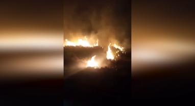 """""""Dyshohet për zjarrvënie të qëllimshme"""", gazetari"""